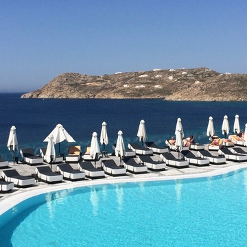 5* Luxury Yoga Retreat Mykonos Greece: 15-22 September 2018