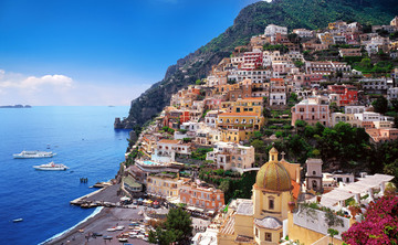 YOGA & MUSIC HOLIDAY IN AMALFI COAST