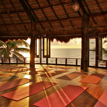 Shape-shifting, Healing, Meditation and Yoga in Tulum, Mexico