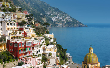 YOGA & MUSIC RETREAT IN AMALFI COAST, ITALY