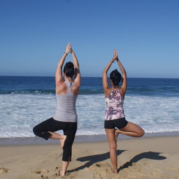 New Year's Baja Zen Yoga Retreat