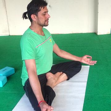 Yogacharya Narender Arya
