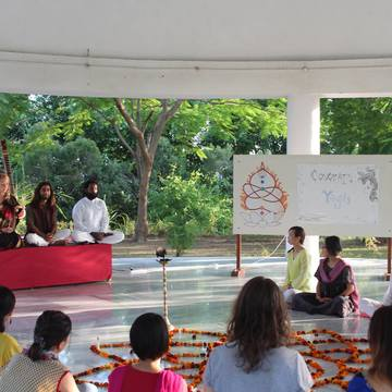 Yoga Vini Teacher Training Institute Rishikesh