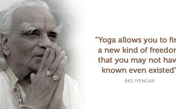 IYENGAR Yoga retreat in Ibiza