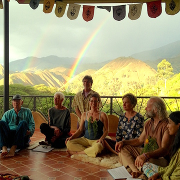 Bhakti Yoga Soul Adventure in Ecuador, January 11,  2017