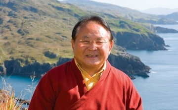 Sogyal Rinpoche Summer Retreat