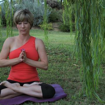 Sherry Smith, Yoga Teacher