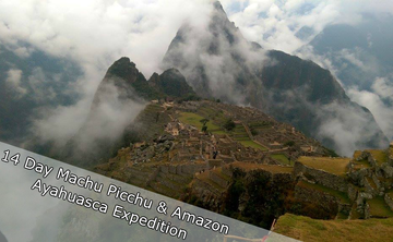 14 Day Machu Picchu and Amazon Ayahuasca Expedition