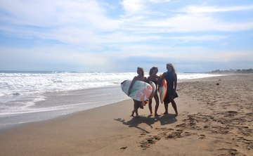 7 Day Women's Surf & Yoga Retreat Bali - Ultimate Bali Bliss
