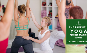 500-hour Therapeutic Yoga Teacher Training Course in Thailand