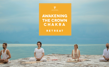 Awakening the Crown Chakra Meditation Retreat in Thailand