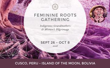 Feminine Roots Gathering