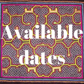 Ayahuasca Retreats Available dates