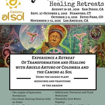 Ayahuasca Healing Retreat Colorado