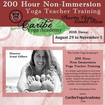 Caribe Yoga Academy