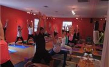 25 Hour 1 Weekend Hot Yoga Teacher Training