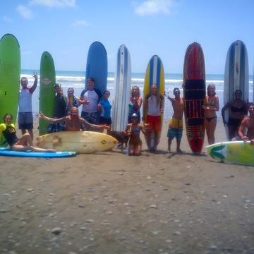 Raw Food n Yoga Surf Adventure Retreat