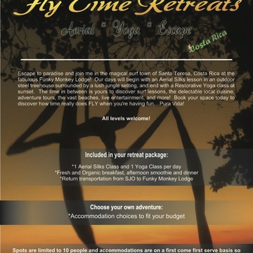 Fly Time Retreats