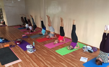 200 Hours Yoga Teacher Training Rishikesh, India