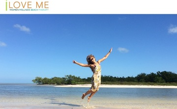"""I Love Me"" Women Wellness Beach Therapy"