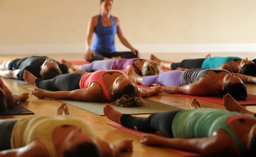 Winter Yoga and Meditation Retreat with Liz Frost