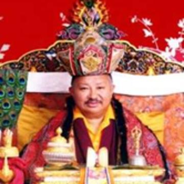 Tsikey Chokling Rinpoche