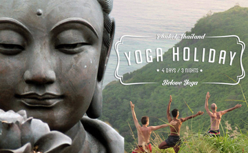 Yoga Holidays in Phuket