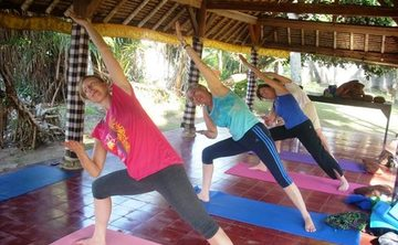 11 Days Rejuvenating Yoga Retreat in Indonesia
