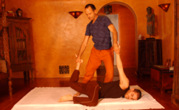 Expanded Thai Yoga Massage - 40 CE Hours