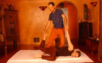 Expanded Thai Yoga Massage - 40 CE Hours
