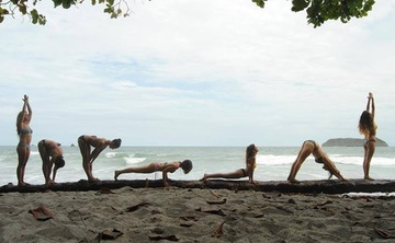 3 Days Wellness, Yoga, & Surf Retreat in Costa Rica