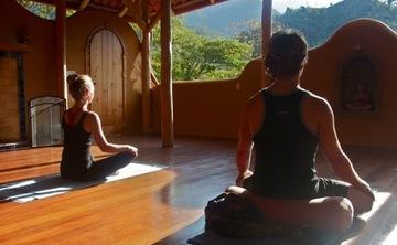 10 Days Mountain & Beach Yoga Adventure in Costa Rica