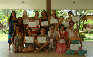 Yoga Teacher Training Course – 200 hours – Chiang Mai, Thailand