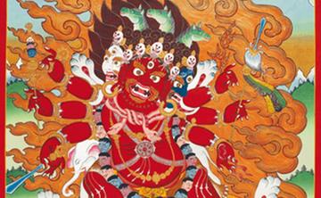 Hayagriva Empowerment with Gyaldak Rinpoche