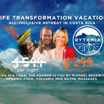 Life Transformation Vacation - 7 or 14 night stay - all inclusive - starting at $299 per night