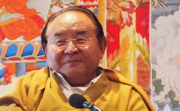 Sogyal Rinpoche Weekend Retreat