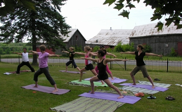 3 Days Renewal and Yoga Retreat in Ontario, Canada