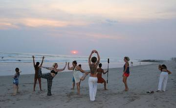 Costa Rica - Yoga, Surfing and Shamanic Plant Medicine Retreat - 5 days