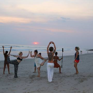 Costa Rica - Yoga, Surfing and Shamanic Plant Medicine Retreat - 5 days