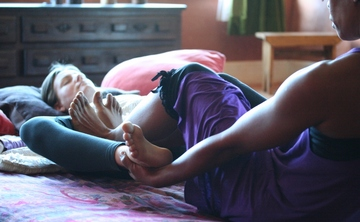 Thai Massage Course with Yoga, Portugal (5% off)