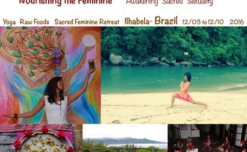 Nourishing The Feminine-Awakening Sacred Sexuality