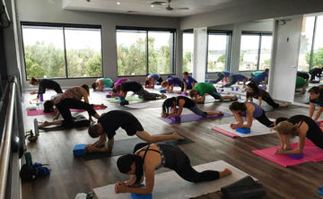 Gosforf Australia 250hr Hot Yoga Teacher Training