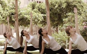 Dubai 250hr Hot Yoga Teacher Training