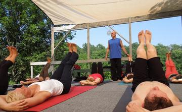 Keshava Radha Yoga Retreat August 2014