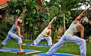7 Days Family Surfing and Yoga Retreat in Bali