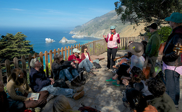 Big Sur Wilderness Experience: Springtime