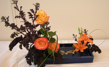 The Art of Ikebana - Contemplative Japanese Flower Arranging