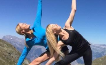 Swiss Alps Hike, Spa & Yoga Retreat