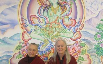 20th Anniversary Special Event: An Afternoon of Intimate Dialogue ~ Dharma Stories and Favorite Teachings