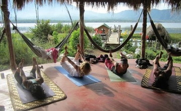 Yoga Retreat in Guatemala 2014: Off the Grid & Into Awareness